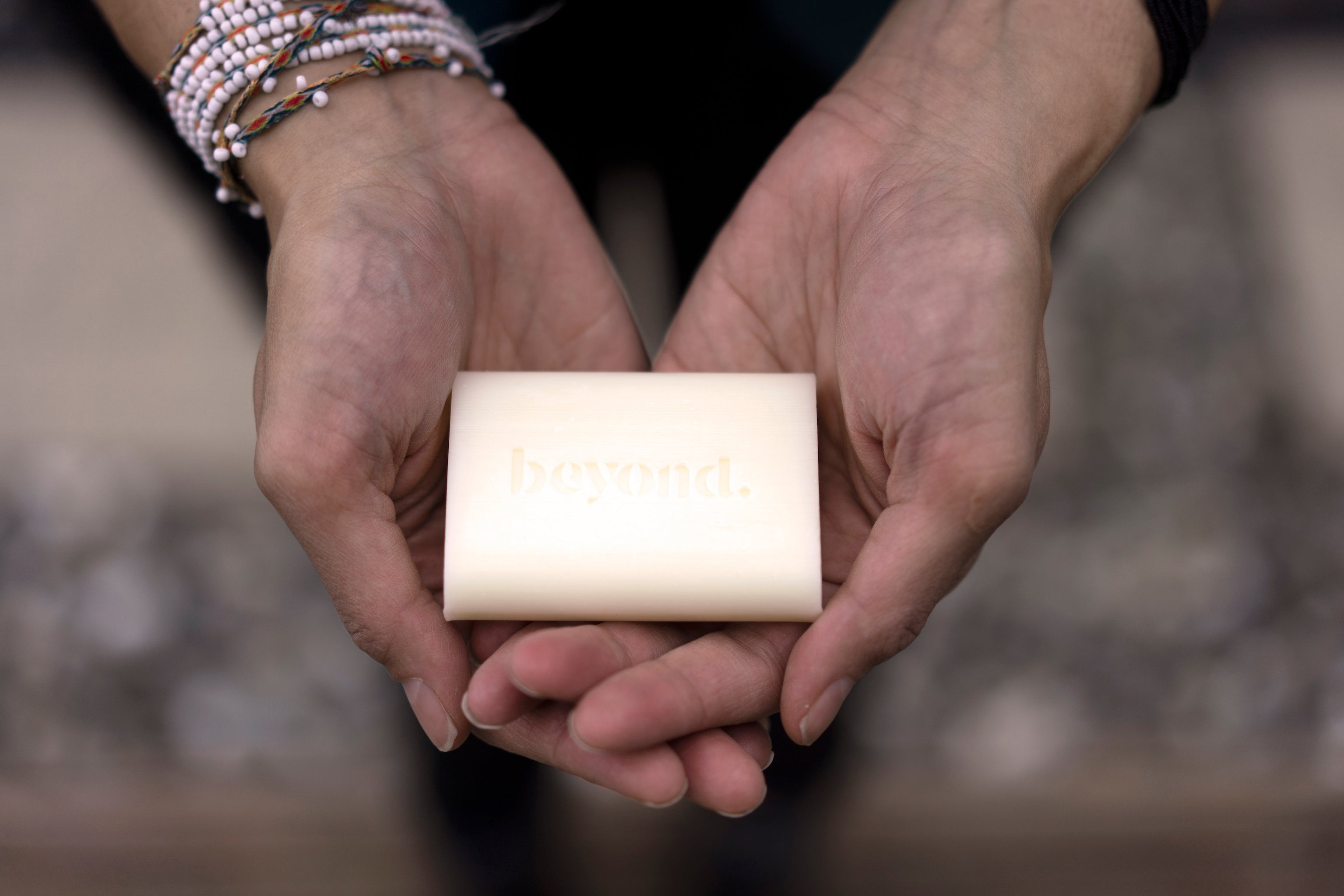 donate a box of beyond soap