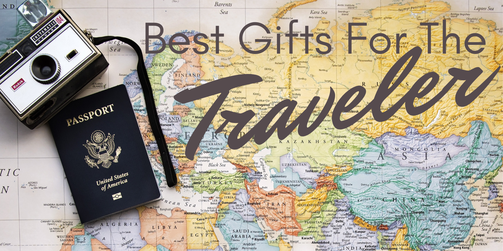 Best Gifts For The Woman Who Loves To Travel