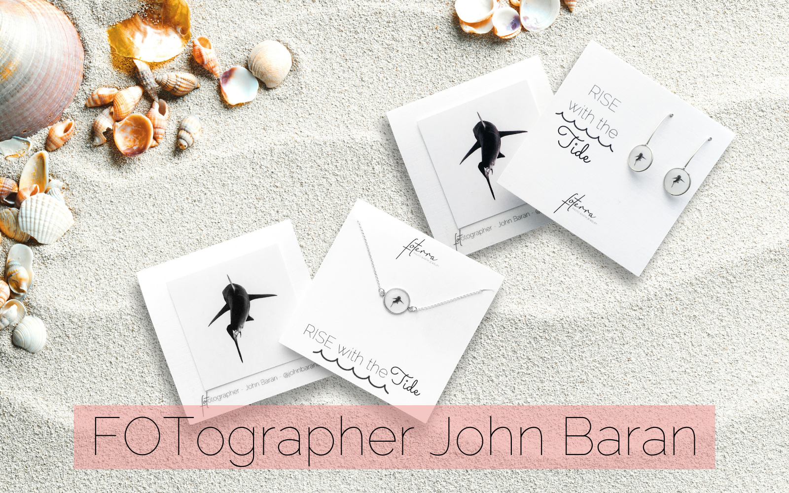 New Photo Jewelry Collection by Fotographer John Baran