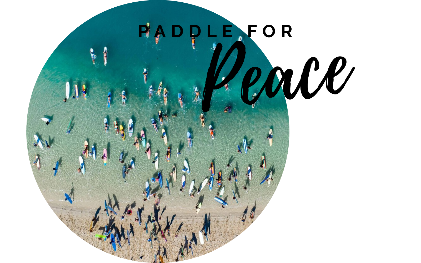 Paddle Out For Black Lives Matter Oahu