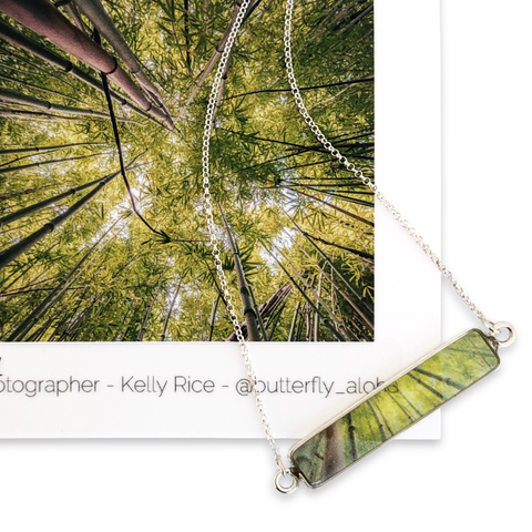 Bamboo Forest Necklace