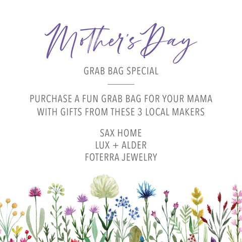 Mother's Day Local Maker Gift Box