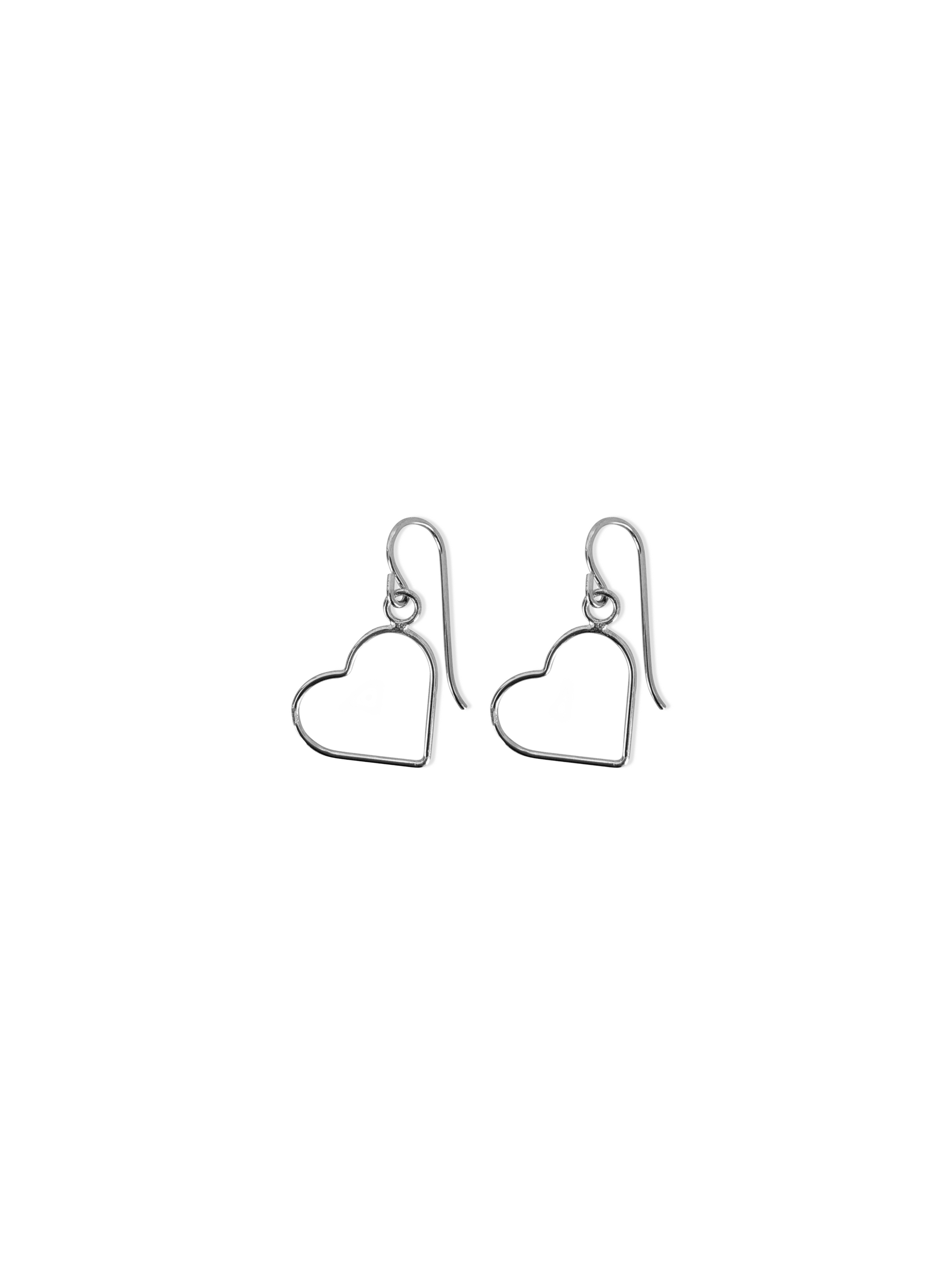 Custom Heart Earrings for Fotographers