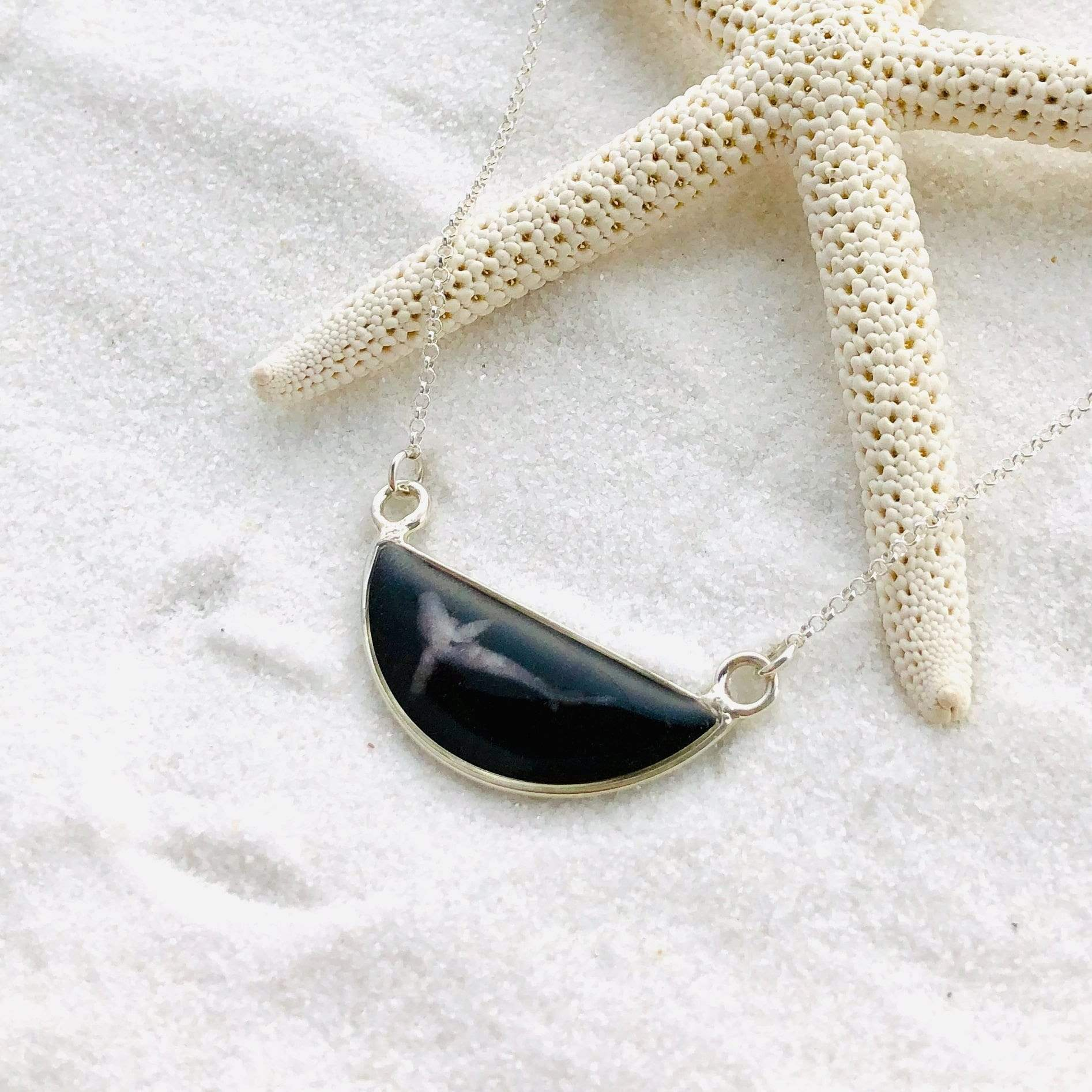 Black Shark Necklace