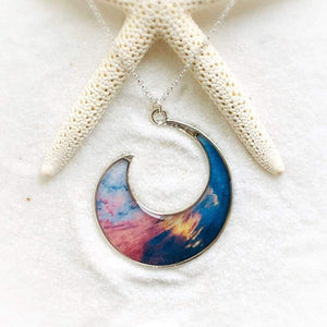 Make Waves - Necklace