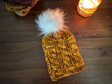 Load image into Gallery viewer, Knitting Pattern | Witch Hazel Beanie