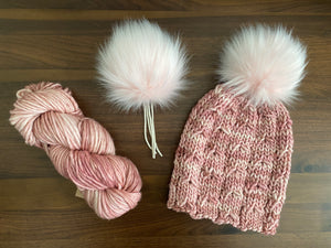 Knitting Pattern | Cloves Beanie