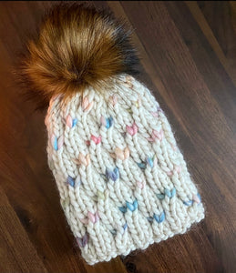 Knitting Pattern | Ethereal Beanie