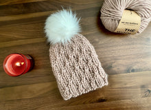 Load image into Gallery viewer, Knitting Pattern | Ethereal Beanie