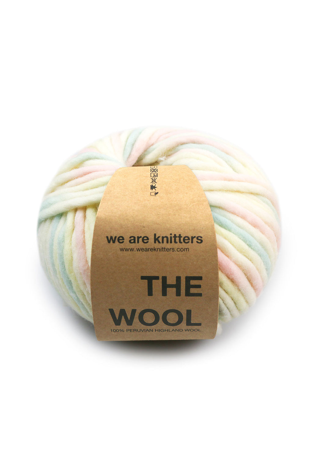 We Are Knitters The Wool - Marshmallow