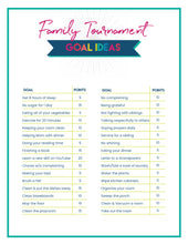 Load image into Gallery viewer, Family Tournament Game