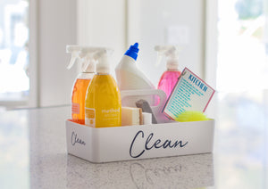 Cleaning Chore Cards