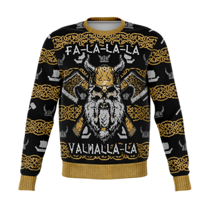 Valhalla Christmas Sweater