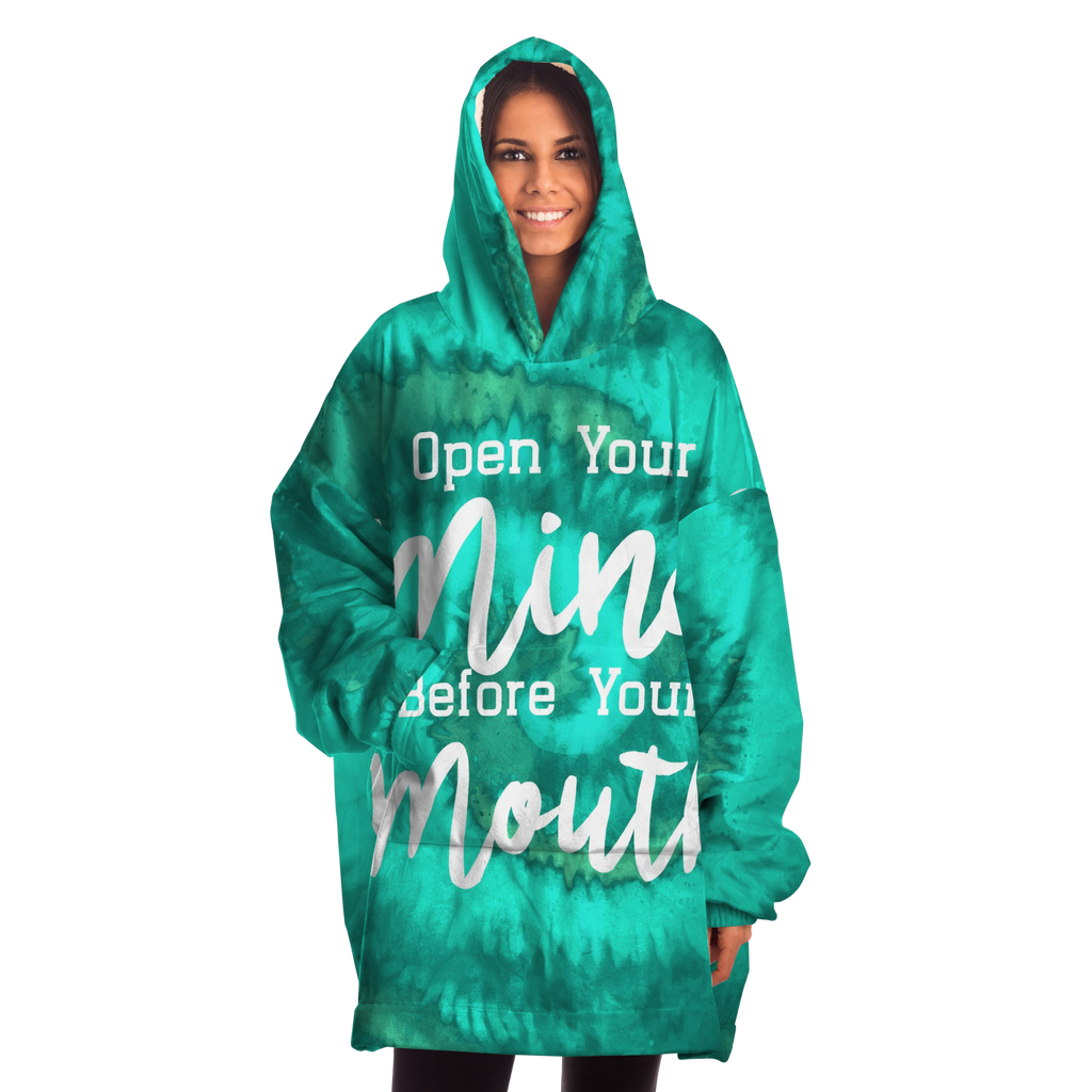 Open your Mind Snug Hoodie