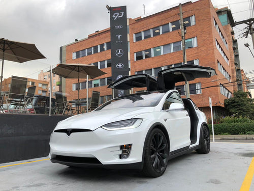 Tesla Model X Long Range 2020 (Precio en USD) - Autos 93
