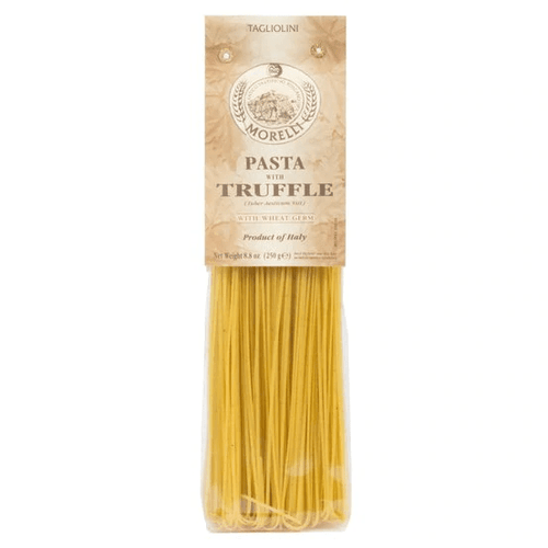 Tagliolini al Tartufo Pasta, by Morelli  8.8 oz - [Premium Italian Food at Home ]