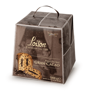 Panettone Gran Cacao Chocolate, by Loison 1000gr