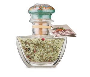 Italian Flavored Salt with Herbs, by Casaracci di Calabria 7 oz