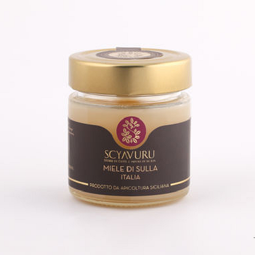 Sulla Honey, by Scyavuru 8.8 oz - [Premium Italian Food at Home ]