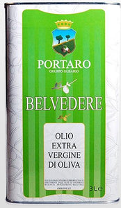 Cold Pressed Extra Virgin Olive By Portaro 3lt 101.4 fl oz Extra V.O.O. & Balsamic PORTARO