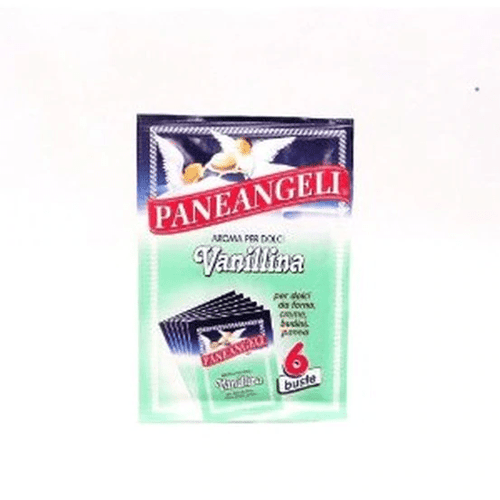 Paneangeli Vanillina - 1 Packet (3 grams) - [Premium Italian Food at Home ]