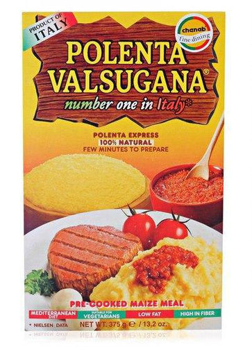 Polenta Valsugana, 13.2 oz - [Premium Italian Food at Home ]