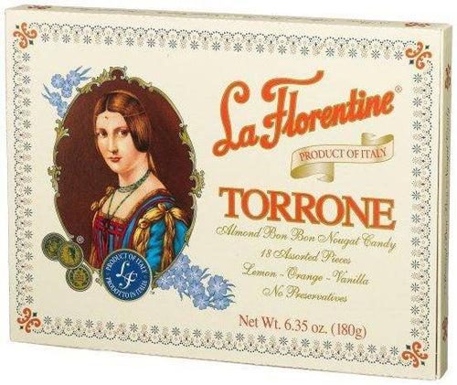 La Florentine Torrone, 7.62 oz - [Premium Italian Food at Home ]