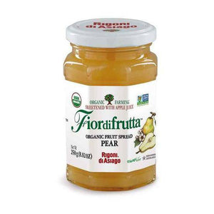 Pear Fruit Spread Rigoni di Asiago 8.8 oz - [Premium Italian Food at Home ]