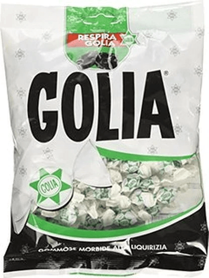 Golia Gommose Morbide alla Liquirizia - 6.3 oz - [Premium Italian Food at Home ]