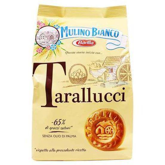 Tarallucci Cookies Cookies by Mulino Bianco - 12.3 oz. - [Premium Italian Food at Home ]