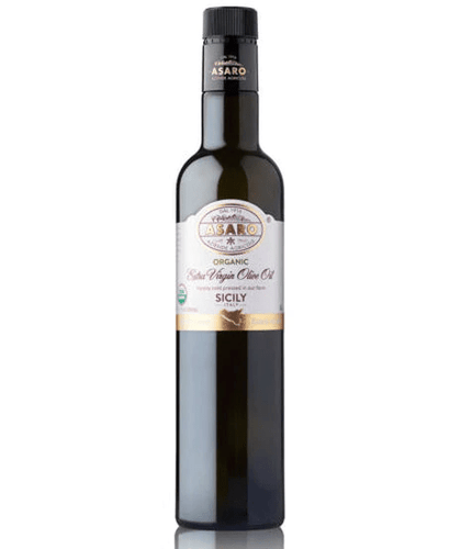 Organic Extra Virgin Olive Oil, by Asaro Farm16.9 oz - [Premium Italian Food at Home ]