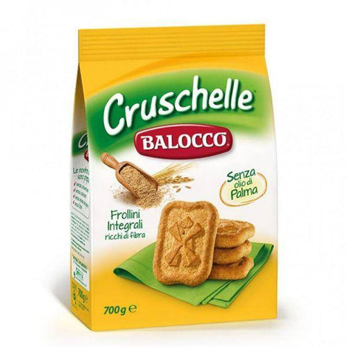 Balocco Cruschelle Biscotti Frollini, by Balocco 12.3oz - [Premium Italian Food at Home ]