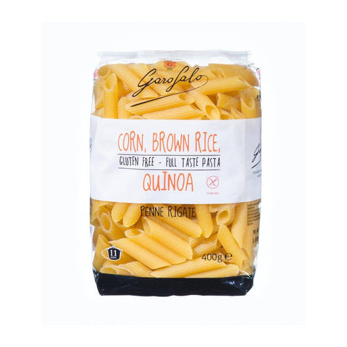 Penne Rigate Gluten Free Pasta by Garofalo - 16 oz. - [Premium Italian Food at Home ]