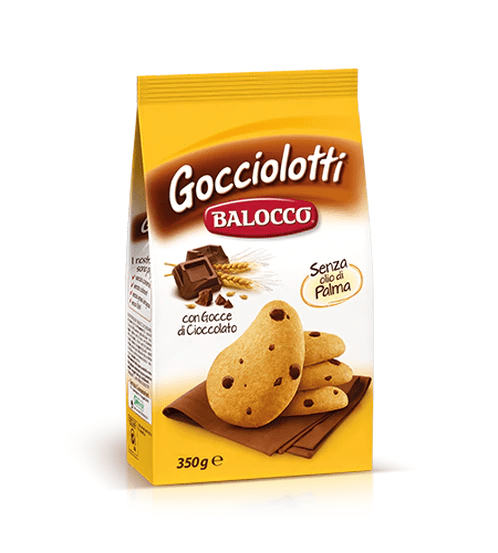 Gocciolotti, by Balocco 12.3oz - [Premium Italian Food at Home ]