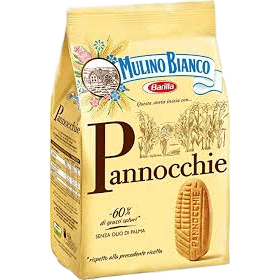 Pannocchie Cookies (SUPER DEAL) by Mulino Bianco - 12.3 oz. - [Premium Italian Food at Home ]