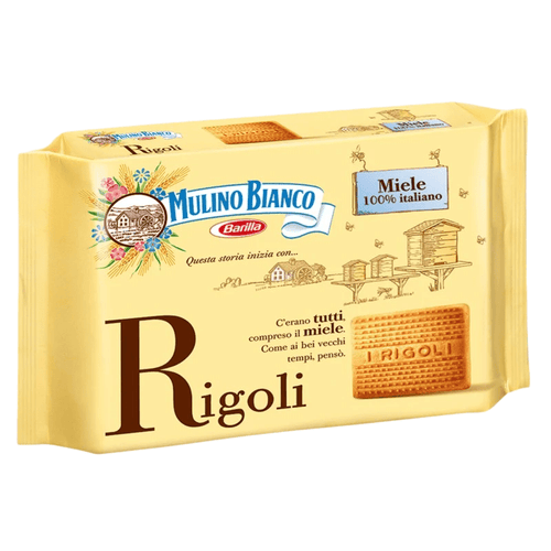 Rigoli Cookies by Mulino Bianco - 14.1 oz. - [Premium Italian Food at Home ]