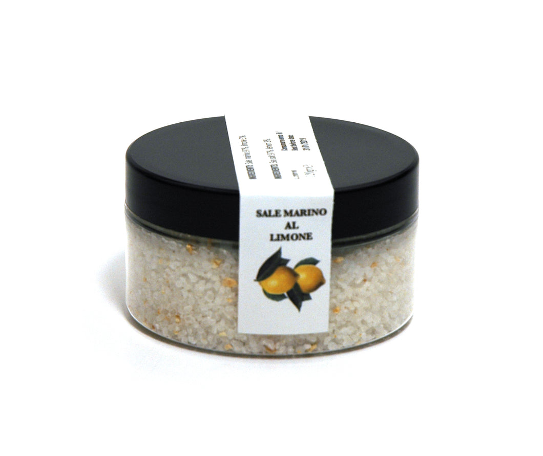 Casale Paradiso Sea Salt with Lemon 130 gr