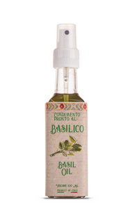 Olive Oil Based Basil Condiment, by Casarecci di Calabria 3.4 oz