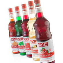 Load image into Gallery viewer, Mint Syrup by Toschi (1 Liter) - 33.8 fl oz - [Premium Italian Food at Home ]