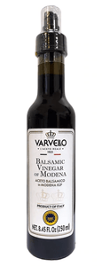 Balsamic Vinegar Of Modena Spray, by Varvello 8.5 oz - [Premium Italian Food at Home ]