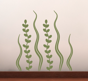 Seaweed Wall Decal
