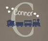 Train Name Wall Decal Set