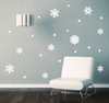 Snowflake Wall Decal Set