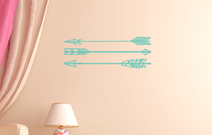 Arrow Wall Decals - Set of 3