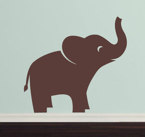 Elephant Wall Decal Set
