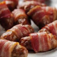 'Pigs in blankets'
