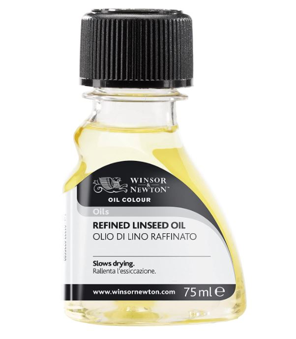 Winsor & Newton Refined Linseed Oil