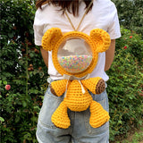 The DIY Bear Backpack