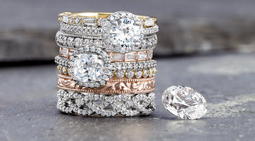 Diamond Engagement Ring & Wedding Band Care