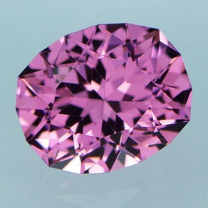 Natural Custom Cut Pink/Fuschia Malaya Garnet (1.96 ct)